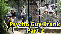 Psycho Guy Prank ( Part 2 )   Pranks In India   Aawara Boys